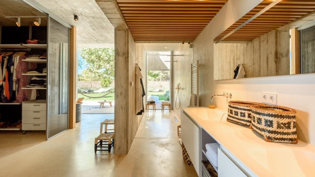 Room Hallway Kitchen Amigos Los Villa Ibiza