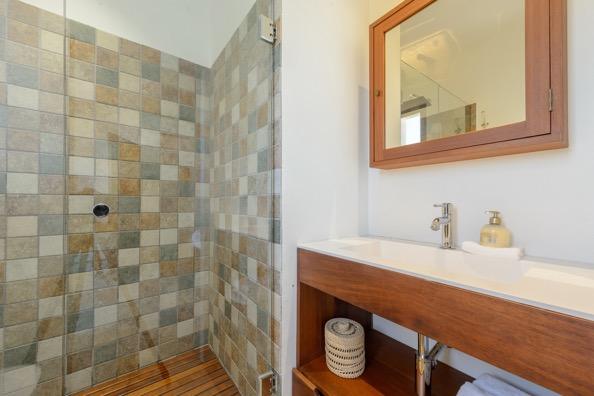 Rustic Bathroom Nice And Big Villa Ibiza