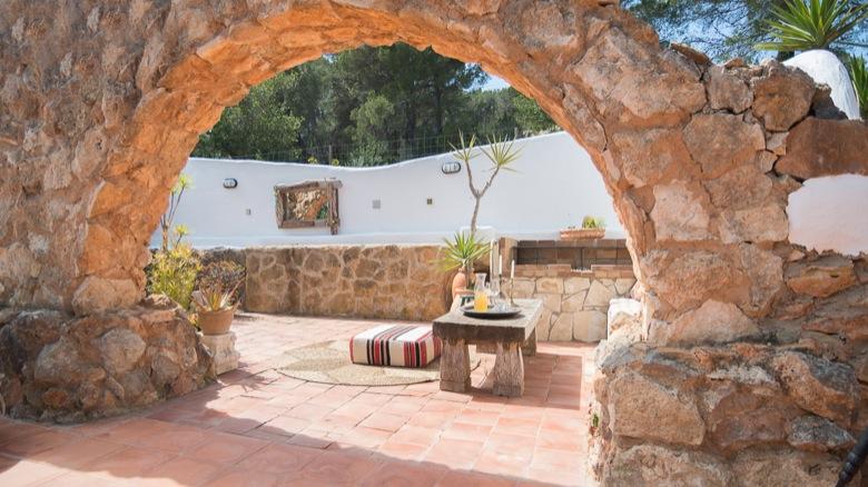Rustic Villa Ibiza