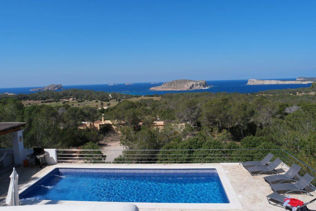 Sea View Book A Villa In Ibiza