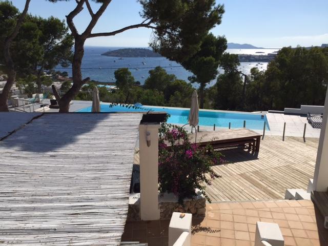 Sea View Pool Trees Garden Villa