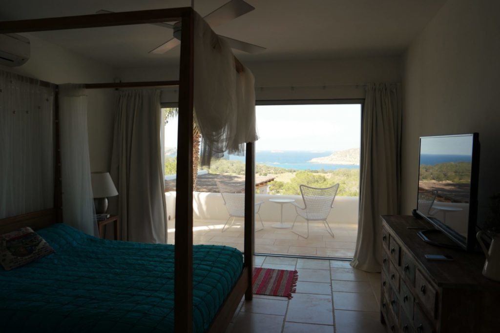 Sea View Property Villa In Ibiza Spain