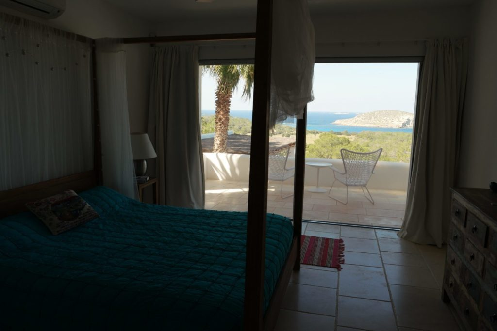 Sea View Villa In Ibiza Spain