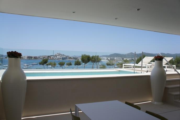 Sea View Villa Pool Ibiza