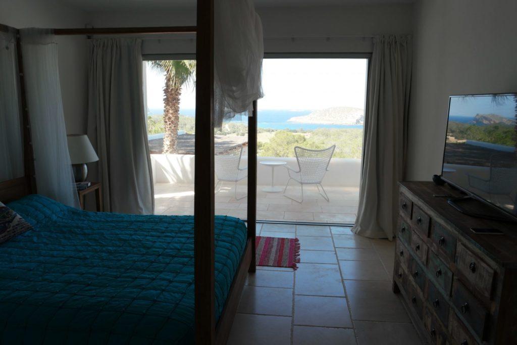 Sea View Villas In Ibiza Spain
