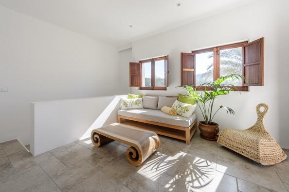 Seating Ibiza Villa
