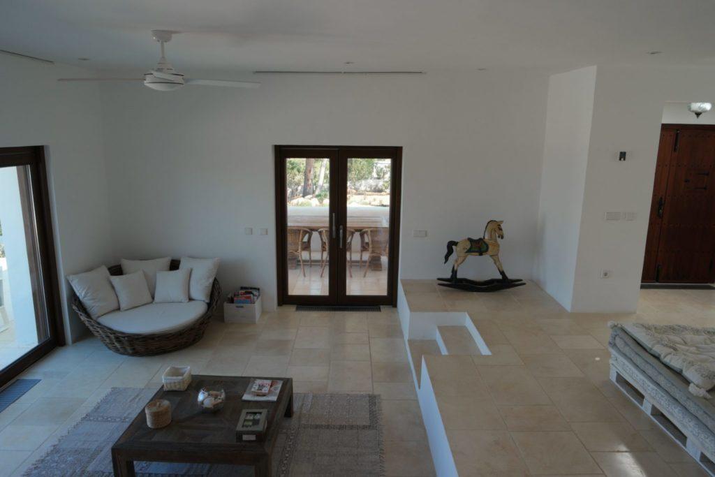 Sitting Ibiza Room Chez Long View Sea Villa