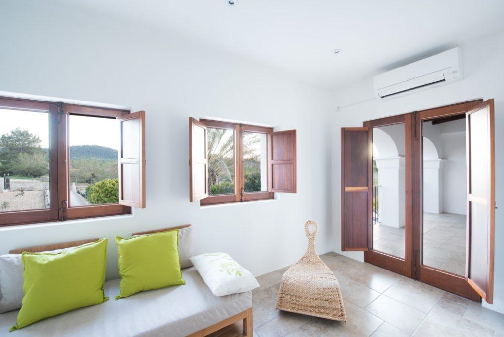 Sofa Beautiful Ibiza Villa Finca