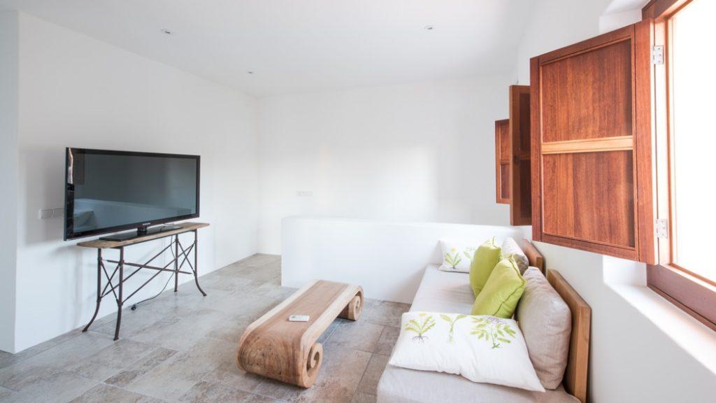 Sofa Beautiful Ibiza Villa Finca Tv