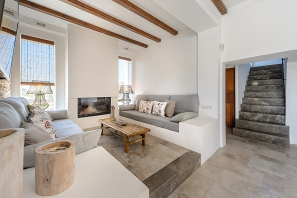 Sofa Relaxing Ibiza Villa