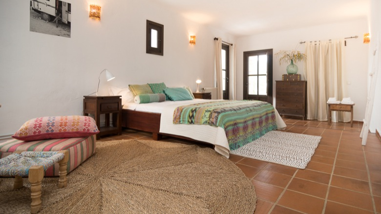 Spacious Big Bed Modern Fantastic Ibiza Villa