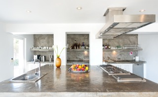 Spacious Kitchen Ibiza Villa Chef Cook Gourmet