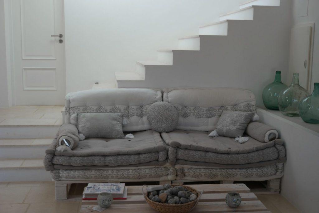 Spacious Villa Living Room Ibiza Sofa