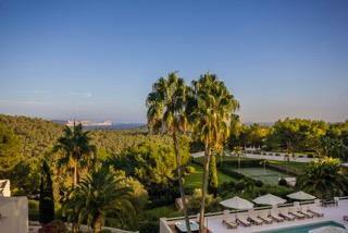 Spanish Villa Ibiza Porroig View