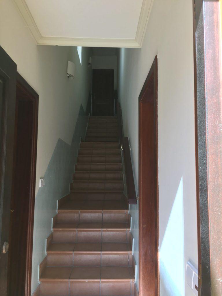 Stairs Hallway Ibiza Villa