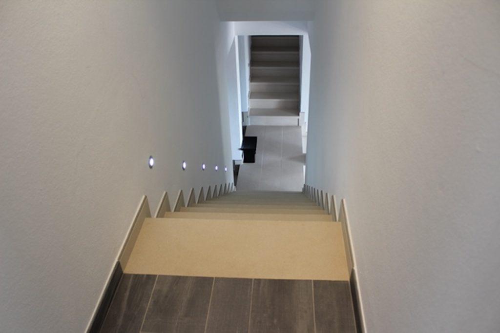 Stairs Modern Villa Ibiza Lights Luxury