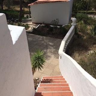 Stairwell Ibiza Villa