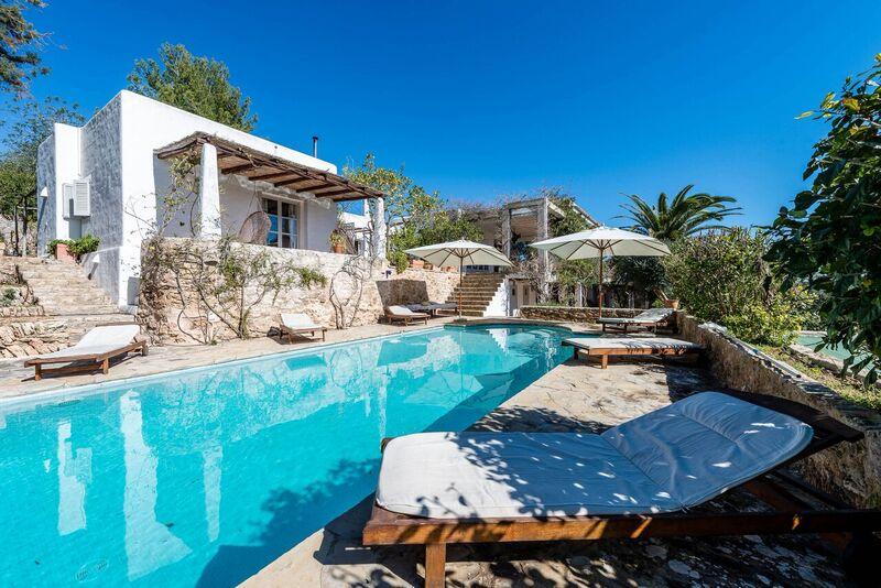 Stunning Finca Amazing Style Villa Ibiza Pool