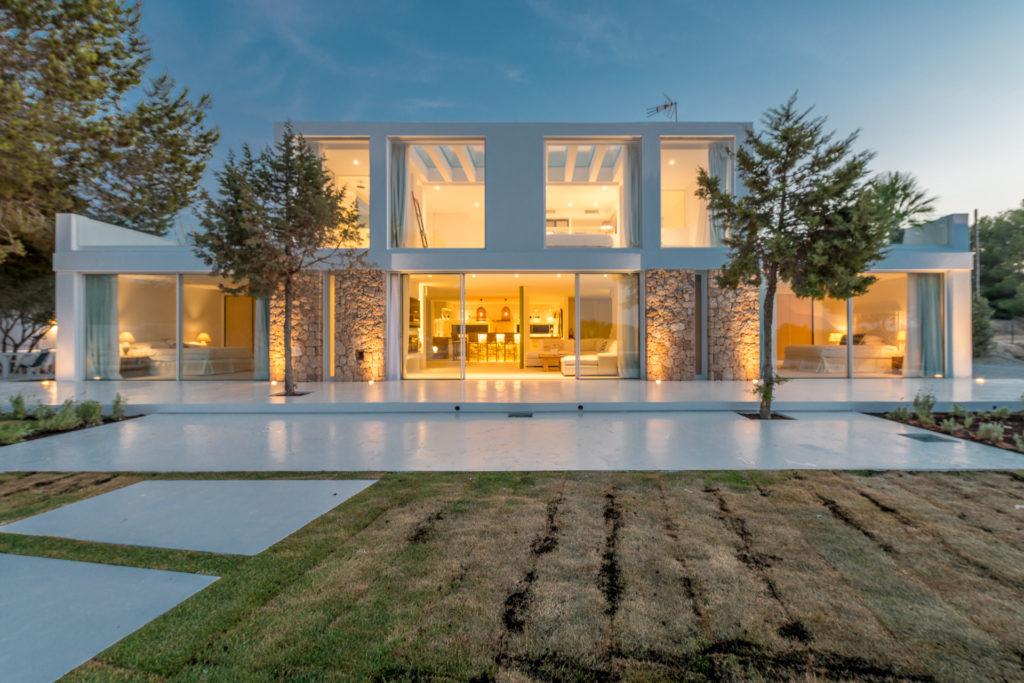 Stunning Luxe Sophisticated Modern Ibiza Villa Unique Luxury