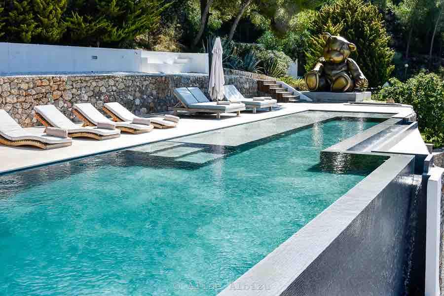 Stunning Pool Poolside Relax Amazing Ibiza Villa