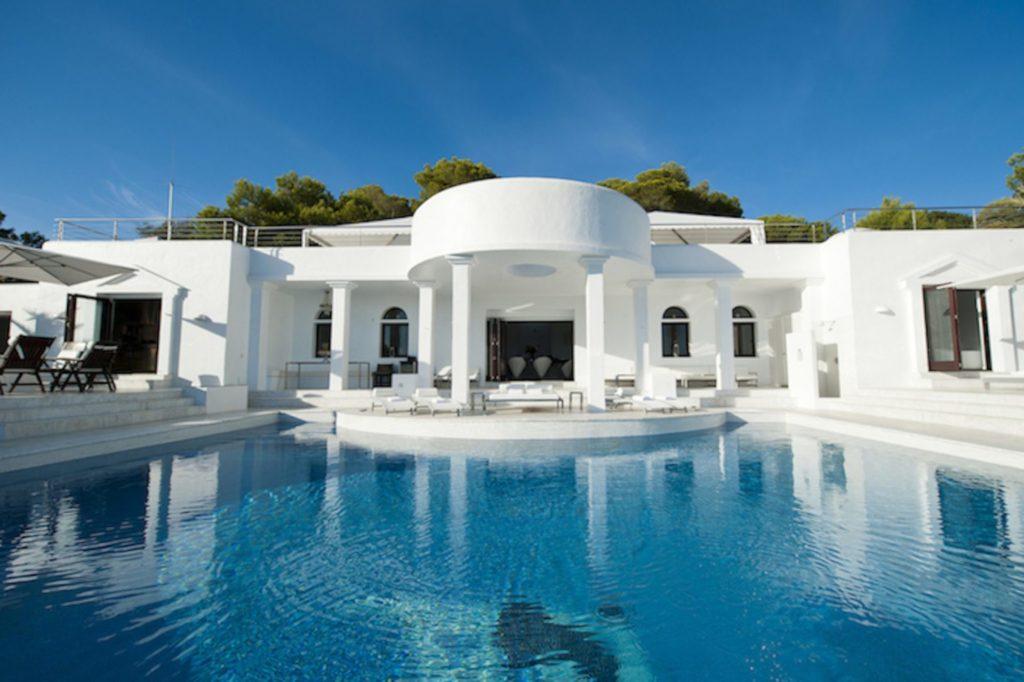 Stunning Villa Breathtaking Sea View Best Spot Island Ibiza