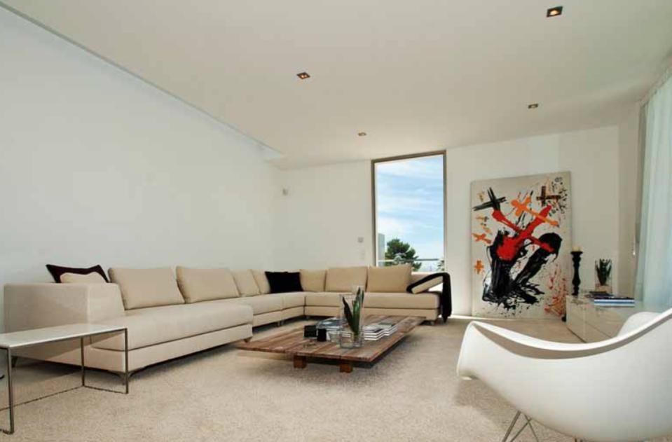 Stunning Villa Modern Style Ibiza