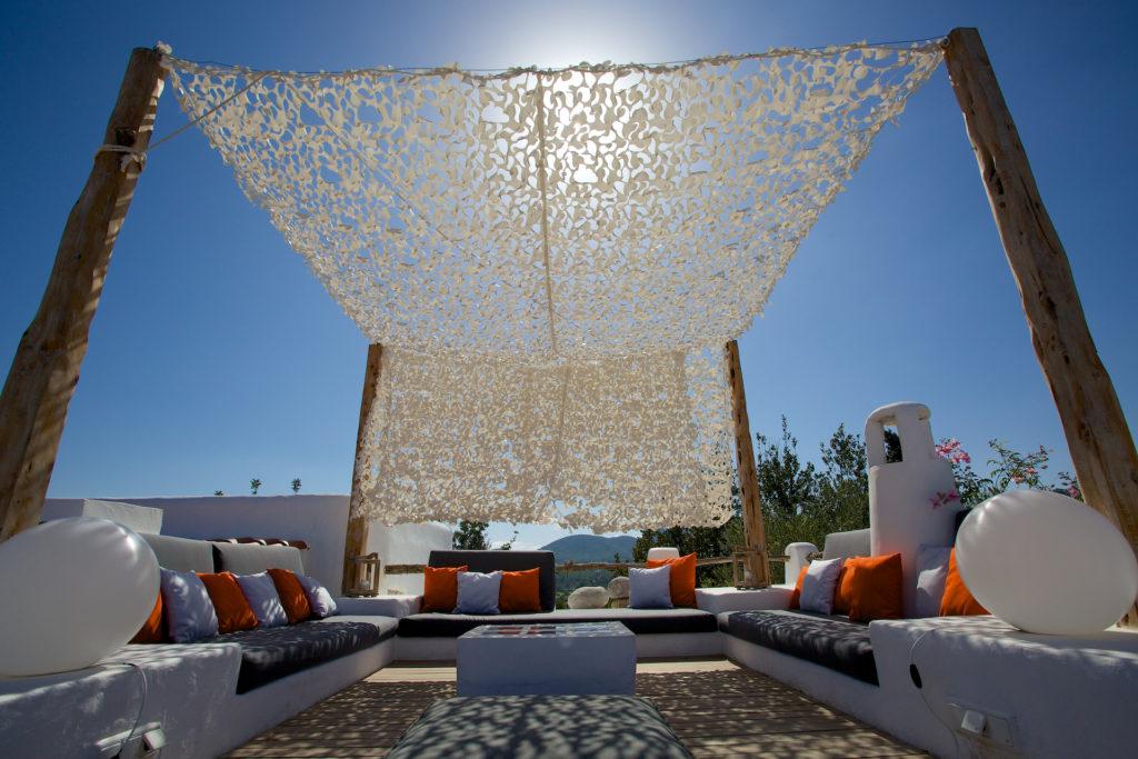 Sun Ibiza Villa Soaked Terrace Rooftop
