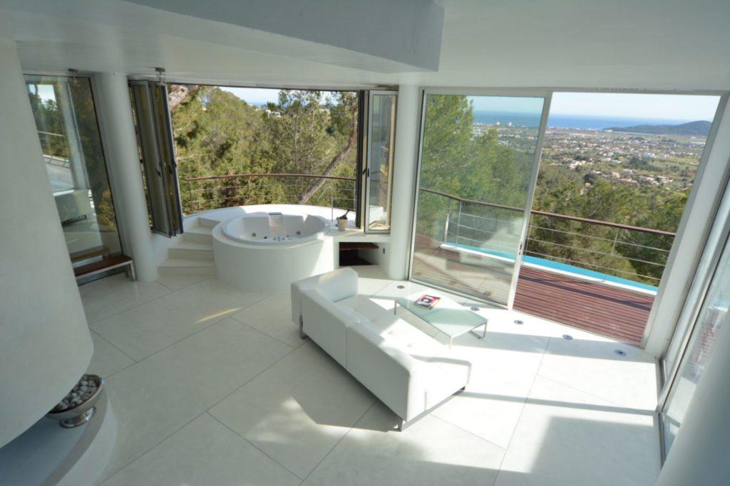 Super Luxury Villa Great Sea Views Master Suite Ibiza