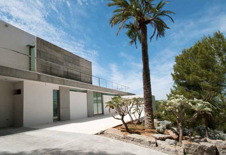 Super Villa Outside Palm Trea Ibiza