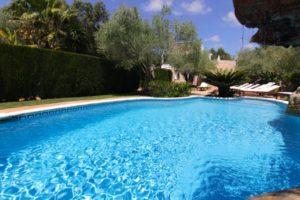 Swimming Pool Ibiza Villa Chic Amazing