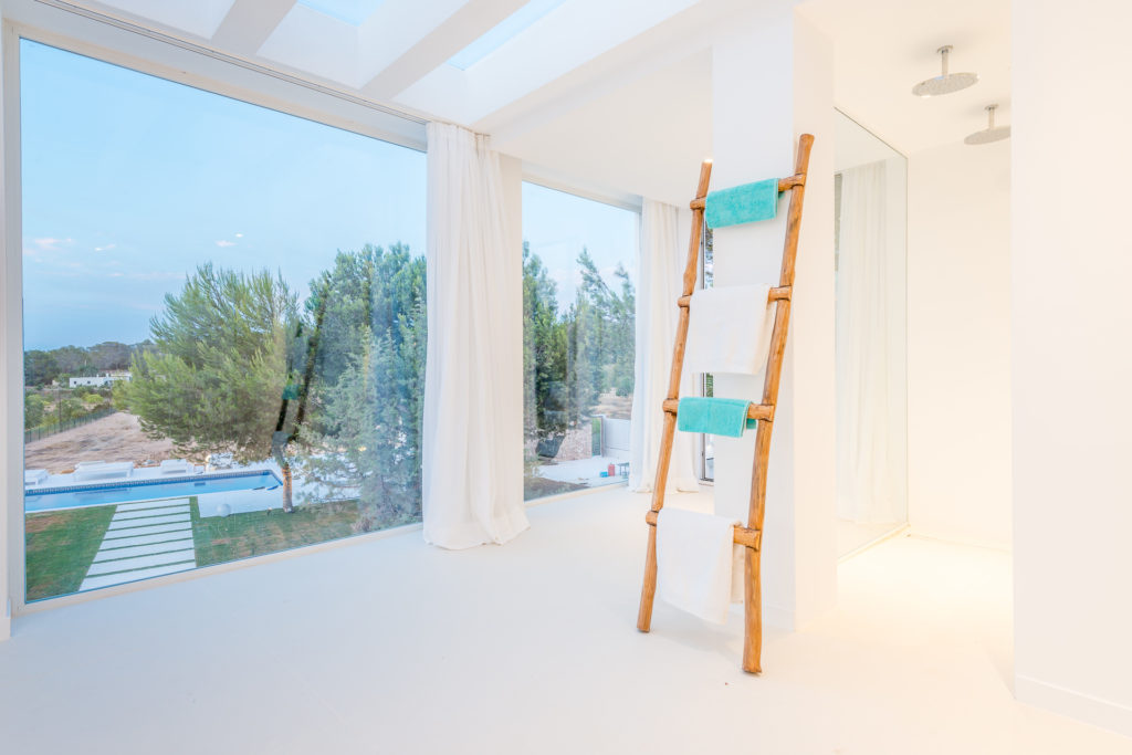 Terrace Villa Ibiza Rent Isle White