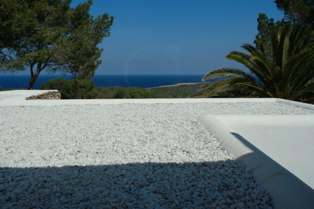 Terrace Villas With Pools In Ibiza
