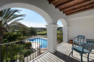 The View Villa Ibiza Arches White