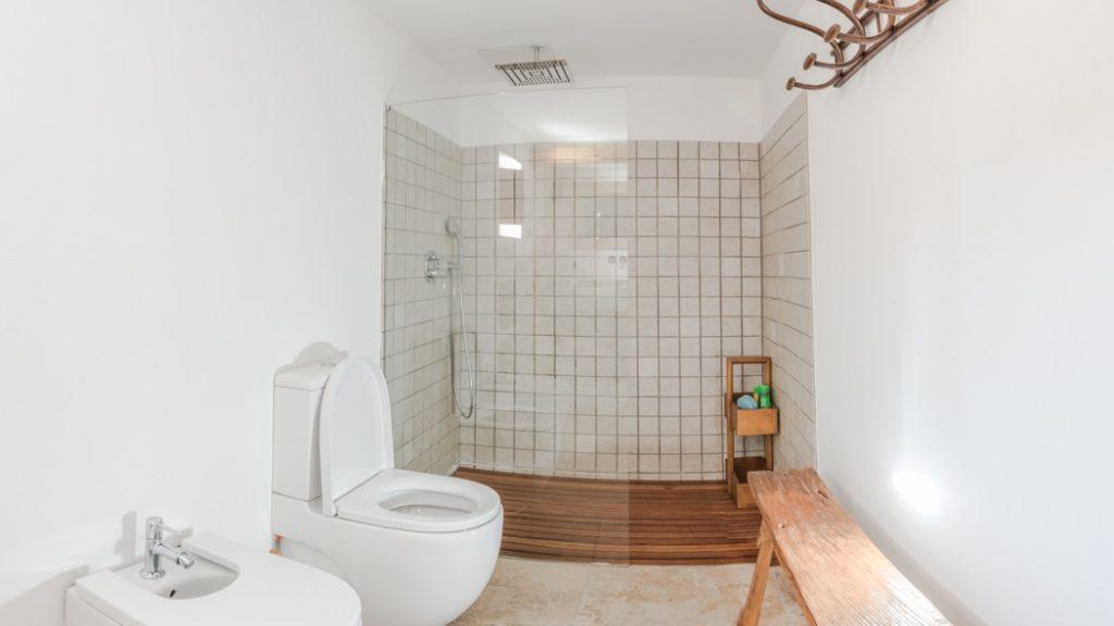 Toilet Ibiza Villa Bathroom