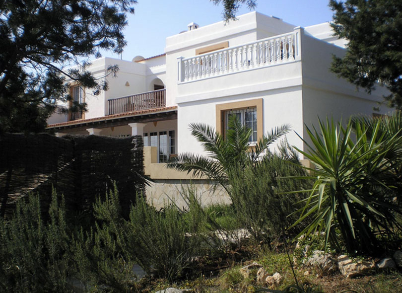 Traditional Modern Villa Ibiza