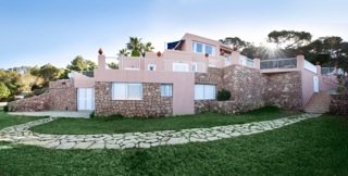 Traditional Stone Walls Ibiza Villa