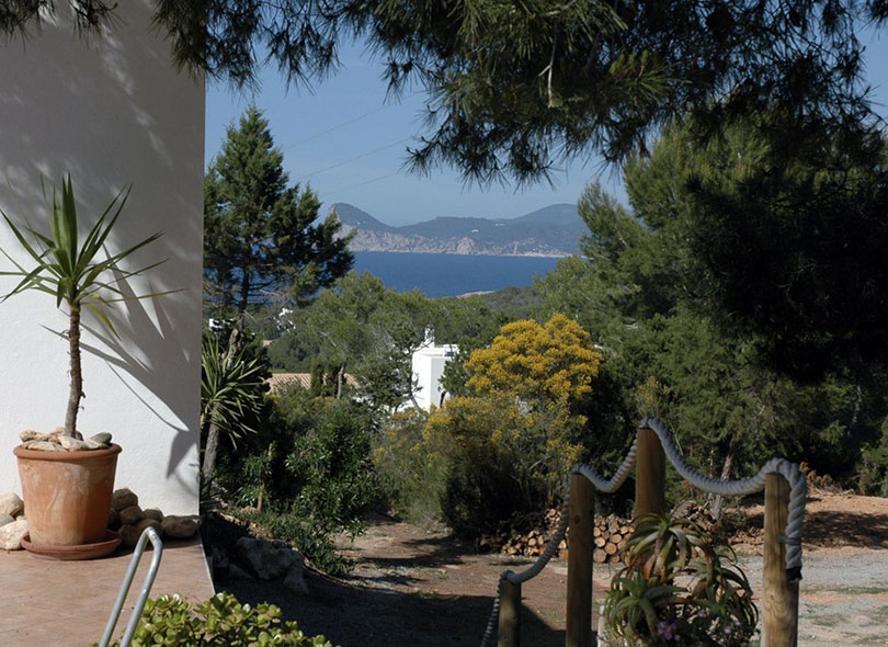 Views Ibiza Garden Trees Villa
