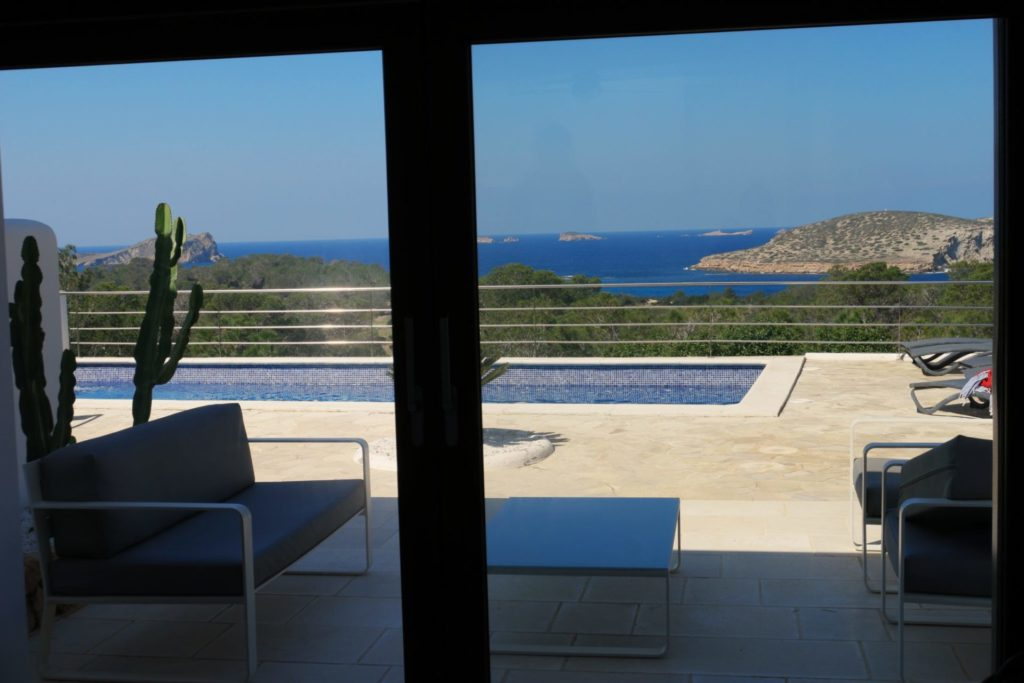Views Sea Villa Ibiza Island