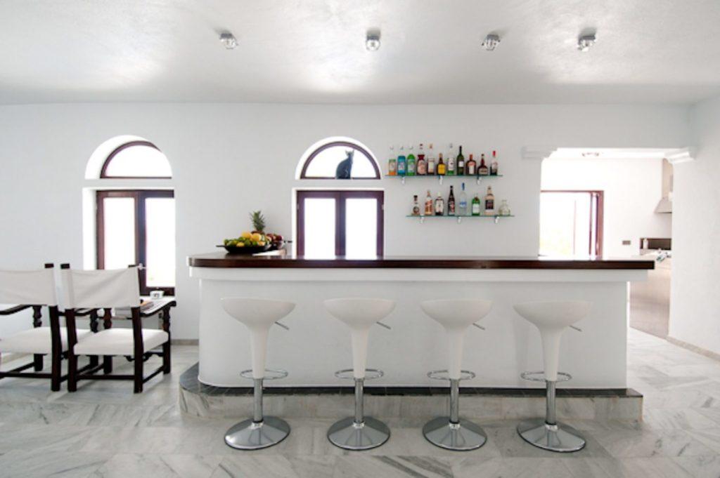 Villa Bar Area Ibiza