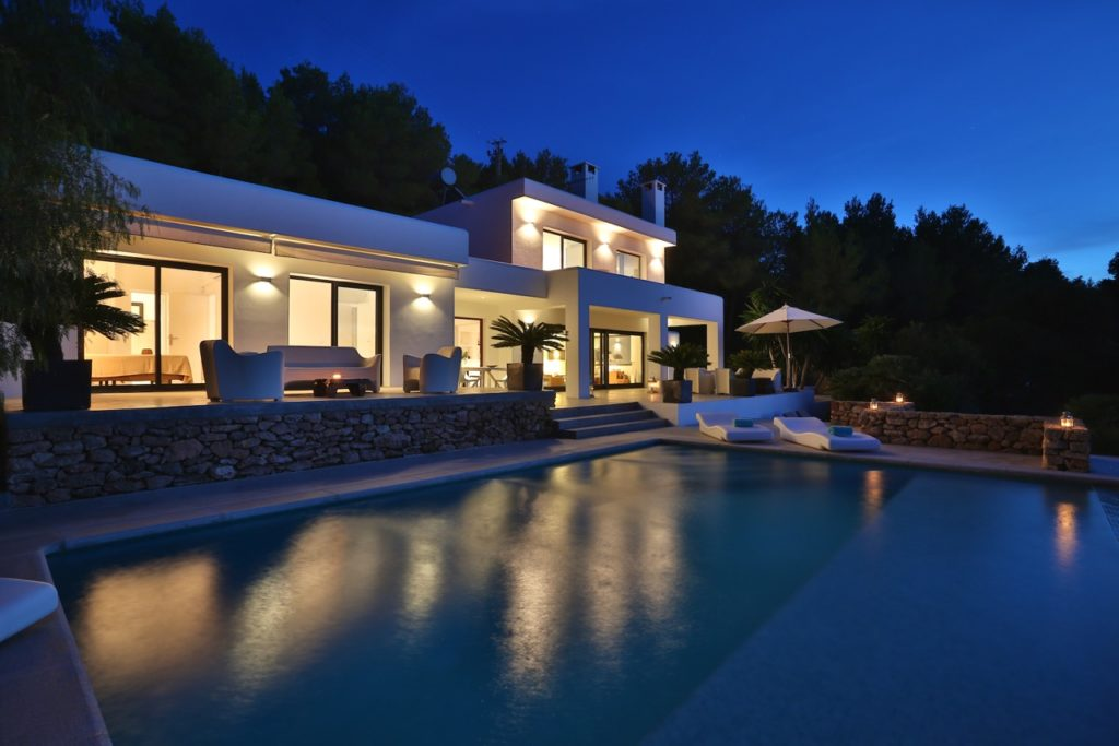 Villa Big Pool Garden Ibiza