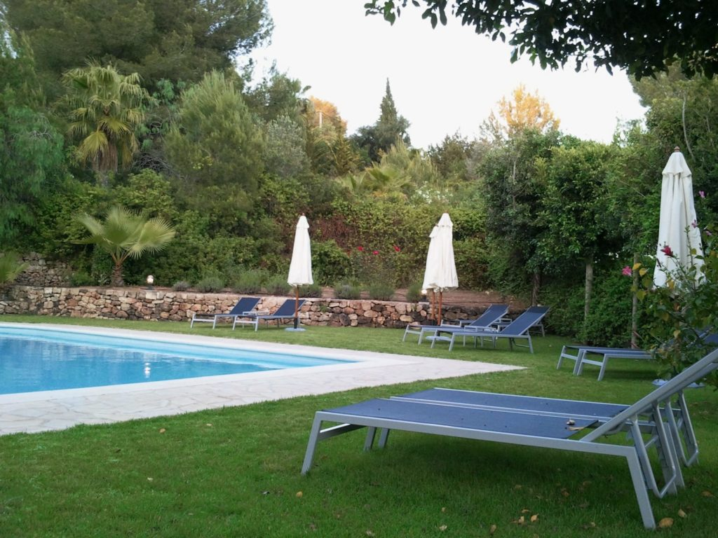 Villa Big Pool Garden Ibiza