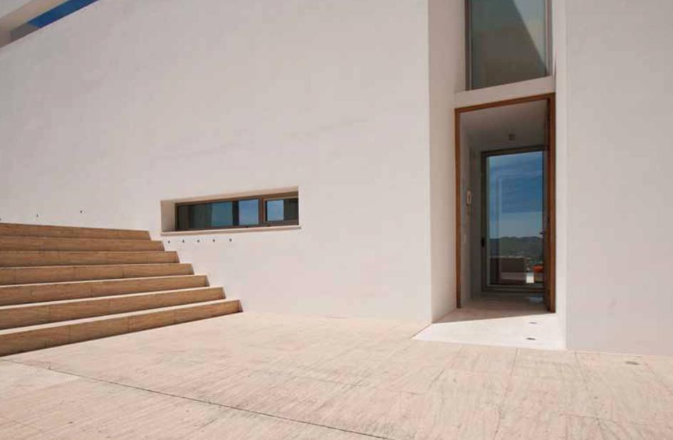 Villa Ibiza Hall Style Modern Chic