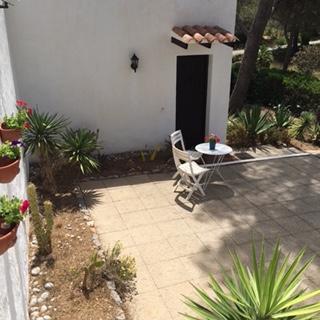 Villa Ibiza White Terrace