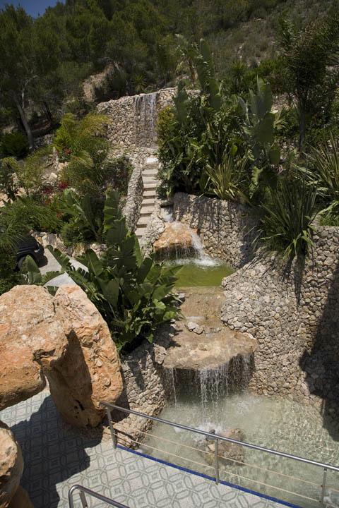 Villa Nice Garden Ibiza