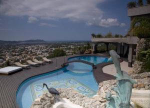 Villa Pool Ibiza