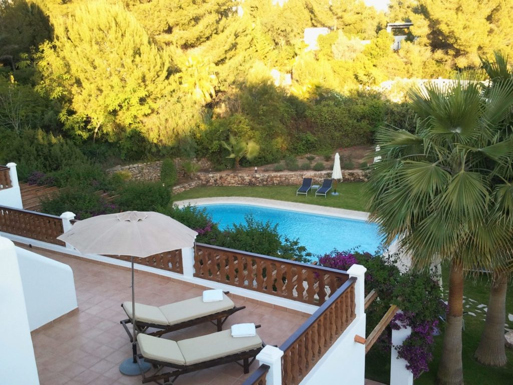 Villa Pool Nature Ibiza