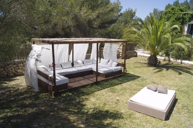 Villa Private Areas Ibiza