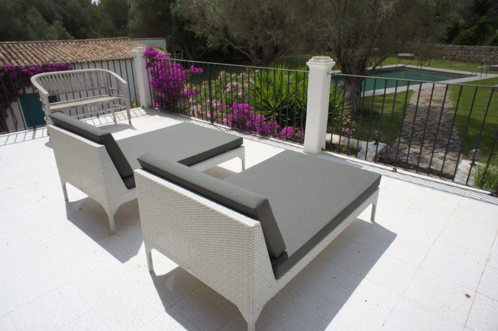 Villa View To The Pool Ibiza