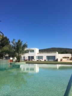 Villa With Big Pool Cala Jondal Ibiza 1
