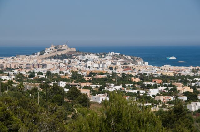 Village Ibiza Villa Sea View